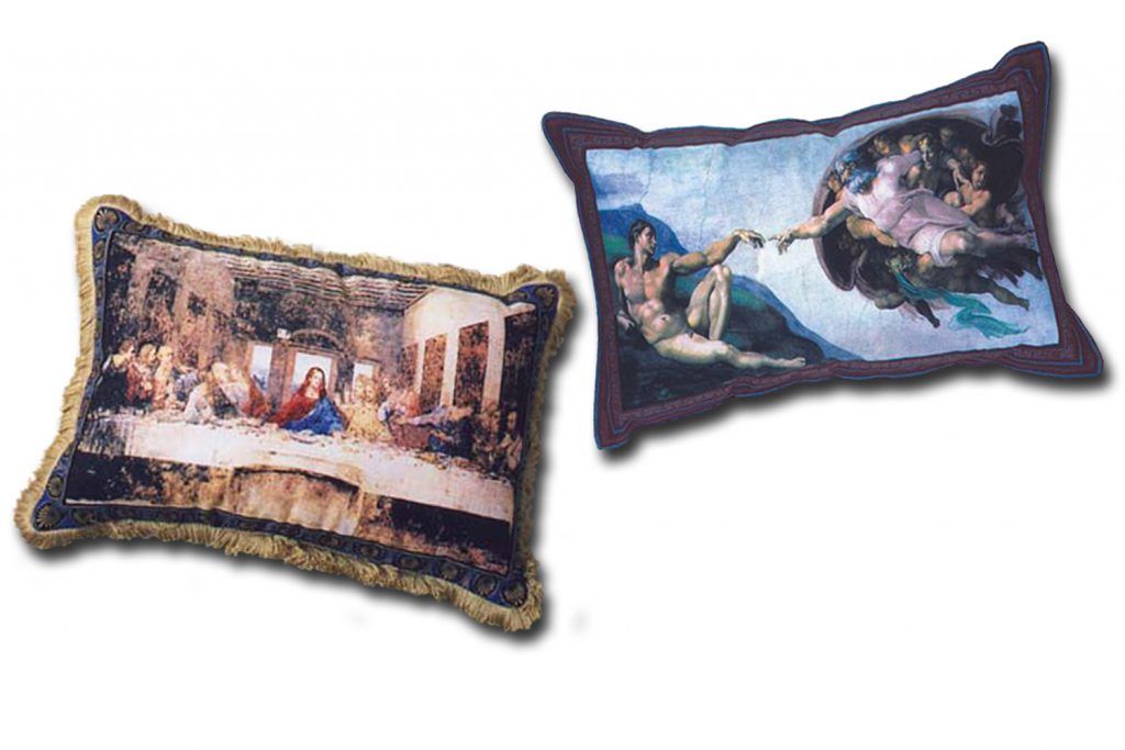Photo of musical pillows